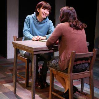 左:学生/熊谷有芳 右:教員/前田友里子