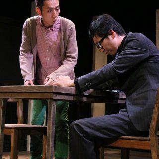左:学生/甲田守 右:教員:津和野諒